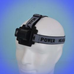 Bandeau élastique de support de lampes frontales pour la tête