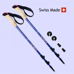 Classic Lady LK RT409 Telescopic poles 125cm Alu 7075