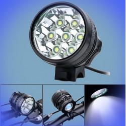 Lampe Frontale SDC 303 (5500 lumens) avec 7 leds