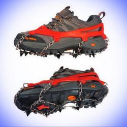 Picchi di scarpe da trekking
