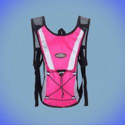Sac à dos 5L avec système d'hydratation 2L pour course pied, cyclisme, unisexe