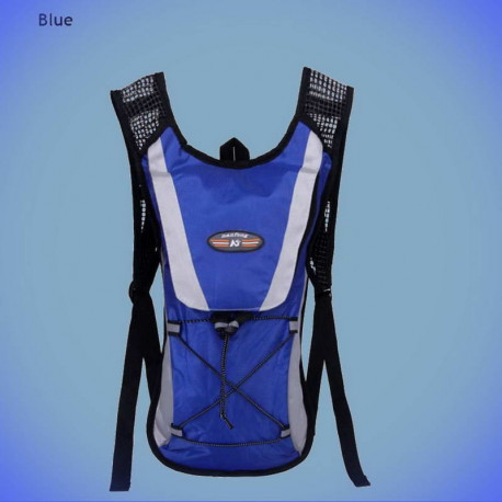5L Backpack with 2L hydration system for running, cycling, unisex
