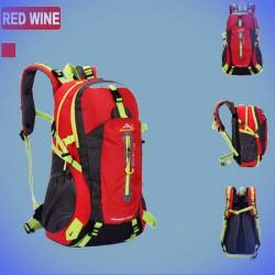 HWJianfBag 40L Rucksack zum Wandern, Berg, Camping, Reisen, unisex