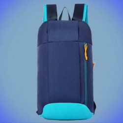 Small backpack 12L for adults or for children for hiking, mountain, camping, travel, unisex