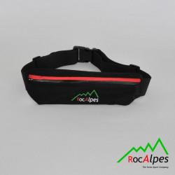 RocAlpes Leichte Gürteltasche für Laufen, Fitness, Reisen, unisex
