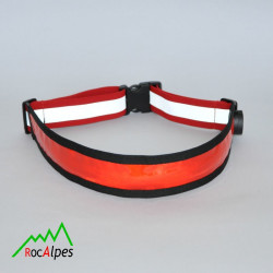 RocAlpes RR Vista EX Lightweight belt with LED for running, fitness, travel, unisex