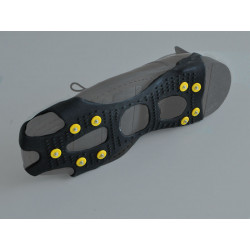 RocAlpes RG150 Picchi di scarpe da trekking a 10 acciaio punti