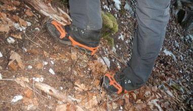 Speciale Inverno: tacchetti per scarpe